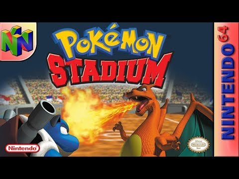 Longplay of Pokémon Stadium