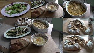 Постный воскресный обед во французском стиле vegan recipe постные рецепты