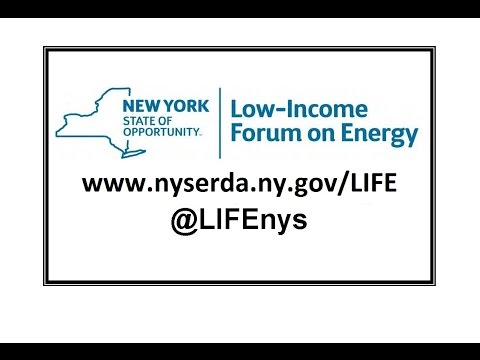 LIFE Webinar Series Presents Building Better Energy Efficiency Programs for Low Income Households