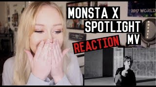 MONSTA X SPOTLIGHT MV REACTION | from a monbebe