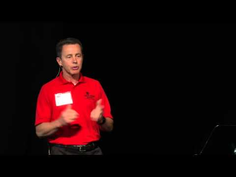 Triple Ironman for Haiti: Gord Pauls at TEDxHamilton