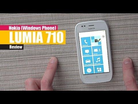 Review - Nokia Lumia 710 - Full HD
