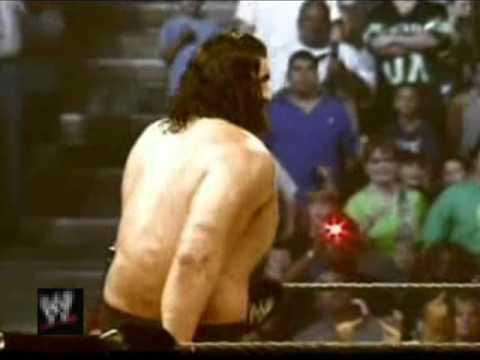 The Undertaker vs The Great Khali Summerslam 2006 (Promo)