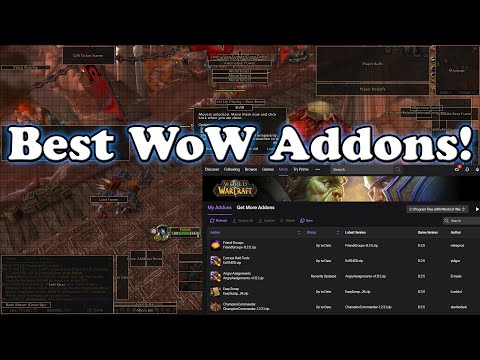 Best WoW Addons For PvE