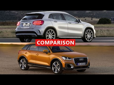 2018 audi q2 vs 2018 mercedes benz gla comparison. Black Bedroom Furniture Sets. Home Design Ideas