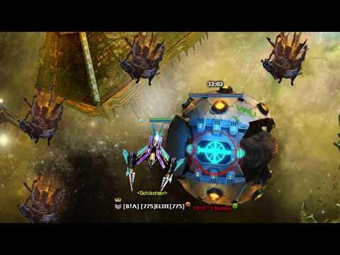 Darkorbit - Genesis[775★] vs Germany [20 Prometheus]
