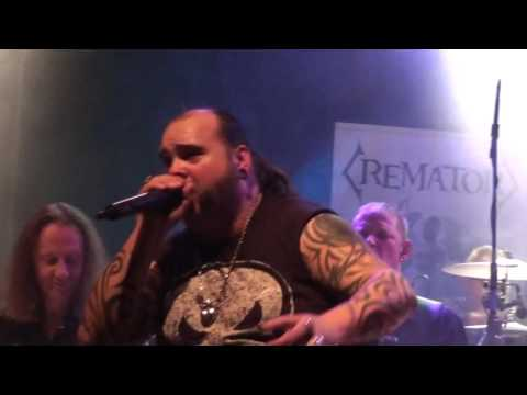Crematory - Left the ground