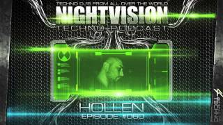 Hollen [ITA] - NightVision Techno PODCAST 60 pt.2