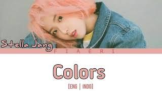 Stella Jang - 'Colors 🌈' [Eng/Indo]