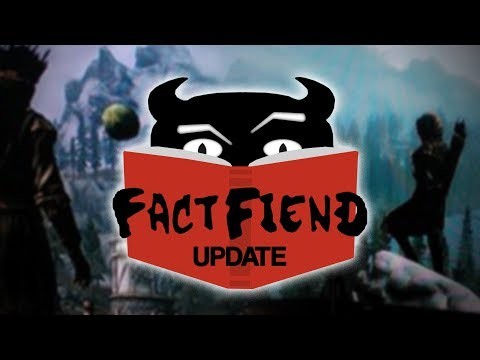 Fact Fiend Update | Where We Are (The Drunk Skyrim Guy and My Rollercoaster Tycoon Joke)