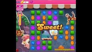 Candy Crush Saga - Level 1297 (3 star, No boosters)