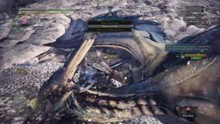 Legiana Slayer: The Final Battle (MHW Clip)