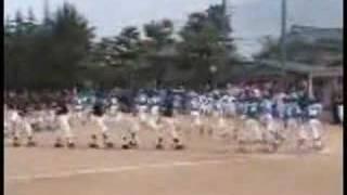 福井市社南スポーツ少年団野球部 社南ビクトリー 応援歌.