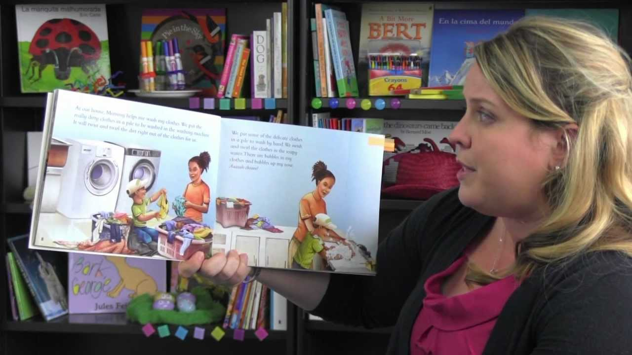 Strategies For Reading Aloud To Young Children Youtube