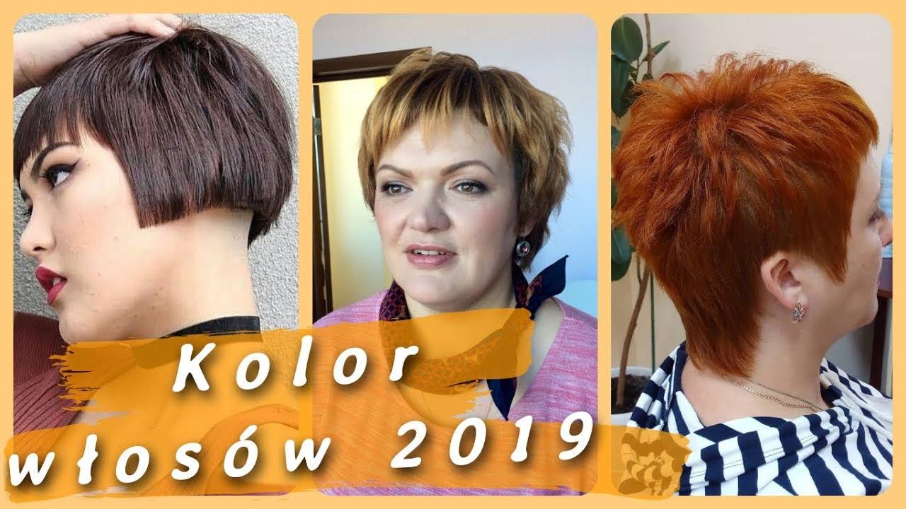 Top 20 Modne Kolor Włosów 2019