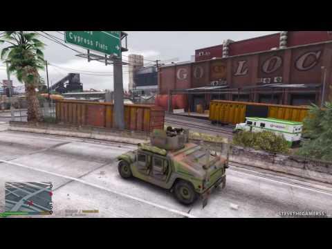 GRAND THEFT AUTO 5 LSPDFR 4K TEST (GTA 5 PC POLICE MODS)
