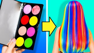 25 EASY HAIR HACKS YOU'D WISH YOU'D KNOWN SOONER
