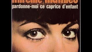 Mireille Mathieu Pardonne-moi ce caprice d'enfant (1970)