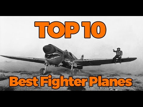 WW2 Planes ★ TOP 10 Best Fighter Planes