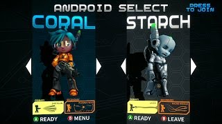 Assault Android Cactus: Giant Bomb Quick Look [Extended HD Gameplay]