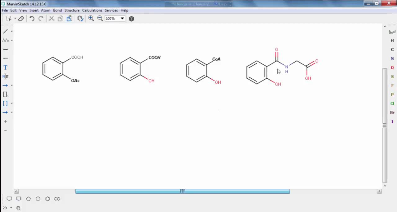 Editing atom labels in chemaxons marvinsketch youtube editing atom labels in chemaxons marvinsketch ccuart Images