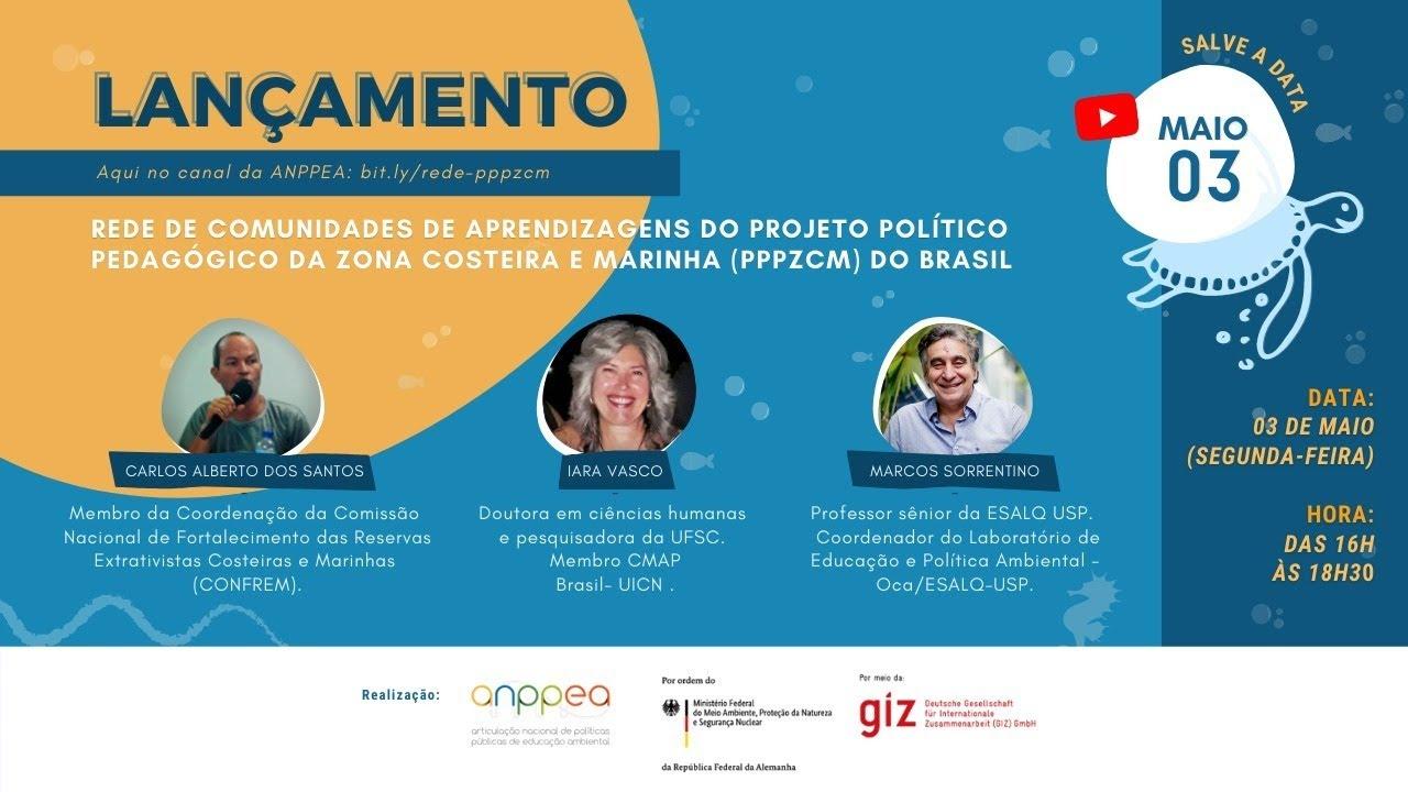 Lançamento da rede de aprendizagens PPZCM