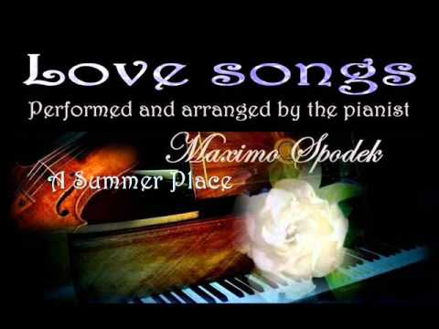 MOVIE LOVE SONGS, A SUMMER PLACE, INSTRUMENTAL