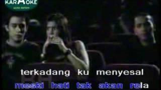 Menyesal - Ressa Herlambang Karaoke