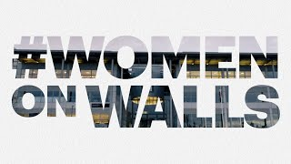 Women on Walls 2021 at DCU