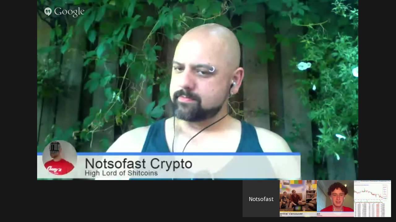 #Blocktalk 364893 Altcoin mining with NotSoFast