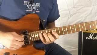 Three Notes Per String Pents Frank Gambale Style