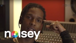 A$AP Rocky Talks Seeing Colors, Not Doing Molly, & the Color of the Dress