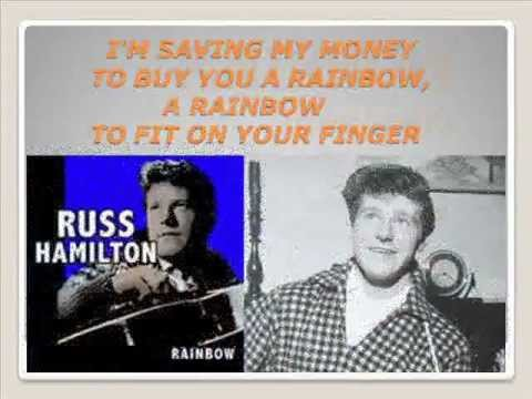 Rainbow karaoke.