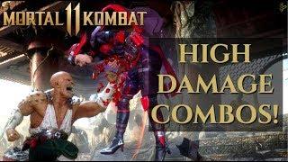 THESE BARAKA COMBOS ARE BEAUTIFUL! Humbling Trolls In The Mortal Kombat 11 Stress Test!