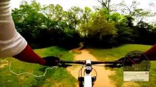 The Anthills Trail - Eldridge to Wilcrest - MTB (GoPro Chest) - Take 2