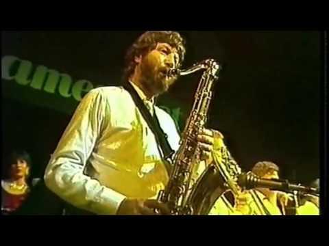 "James Last orchestra: ""Bonus video tracks from Berlin '87 concert""."