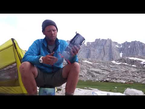 John Muir Trail Gear Review - Solo Thru Hike - July/August 2017