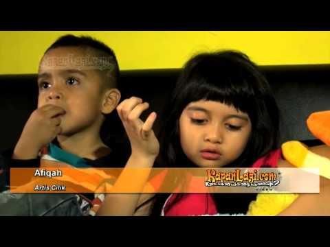 Gara-Gara Cokelat, Gigi Afiqah Ompong