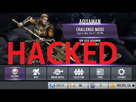 Injustice: Gods Among Us IOS Hack Unlimited Coins [Jailbreak needed]