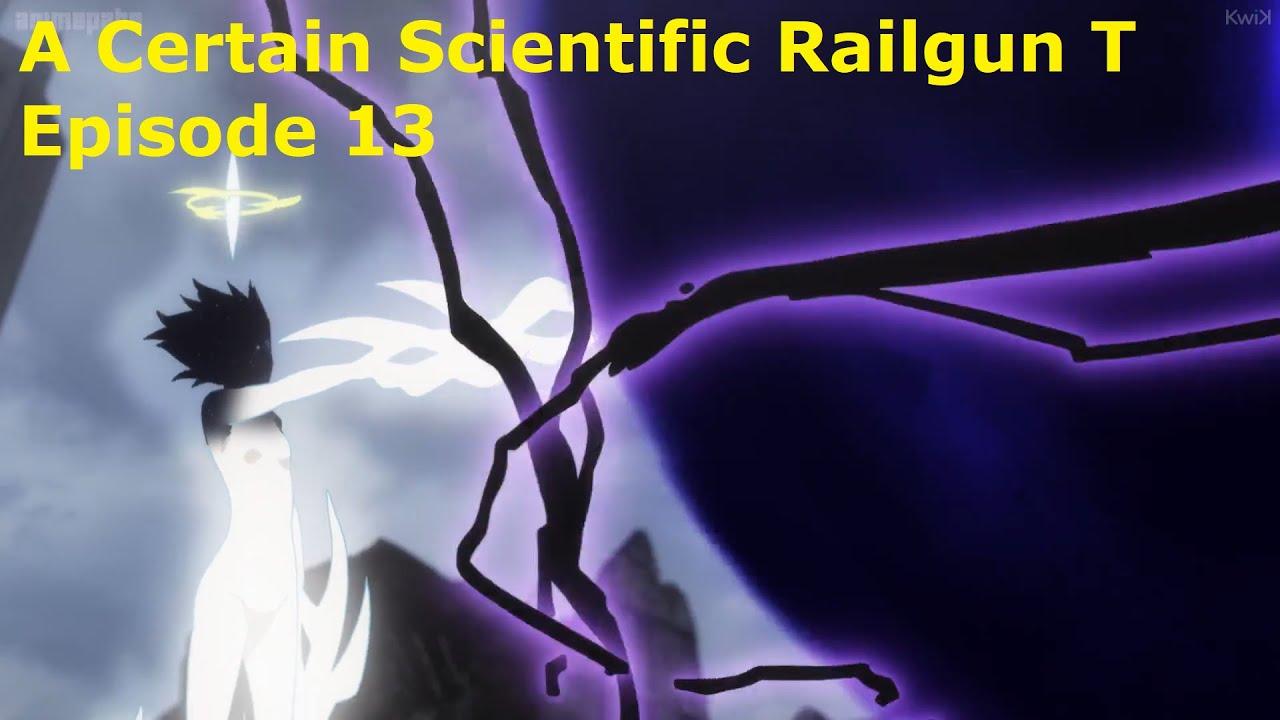 Download SYSTEM! A Certain Scientific Railgun T Episode 13 Reaction!