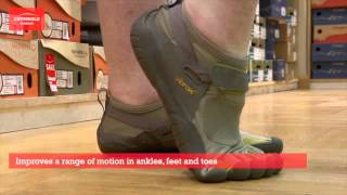 Five Fingers KSO Womens Barefoot Shoe