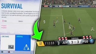 FIFA 19 | CAŁE SPOTKANIE W TRYBIE SURVIVAL & INNE NOWOŚCI