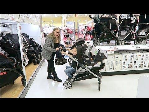 stroller-shopping-for-toddler-and-newborn