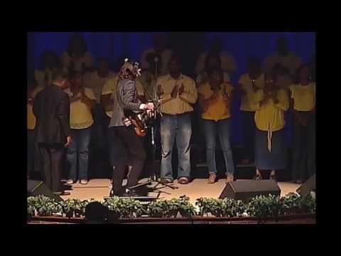 Eric Reed - Stand (Donnie McClurkin classic)