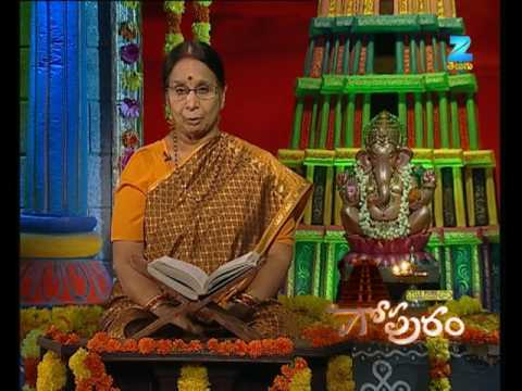 Gopuram - Episode 1736 - June 26, 2017 - Best Scene