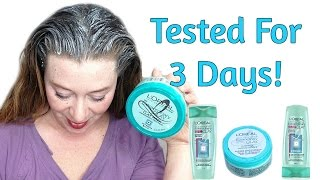 Loreal Paris Extraordinary Clay Hair Mask, Shampoo, & Conditioner For Oily Scalp & Roots