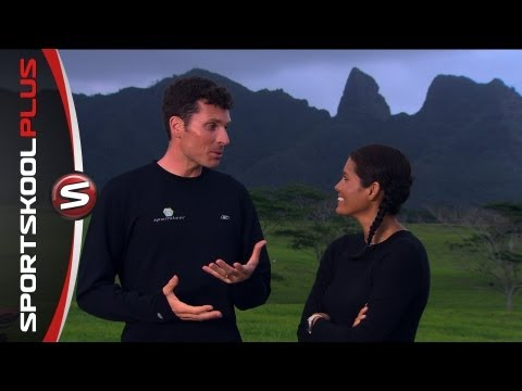 Overview of Triathlon Event and Training Regimen with Eric Harr and Lokelani McMichael