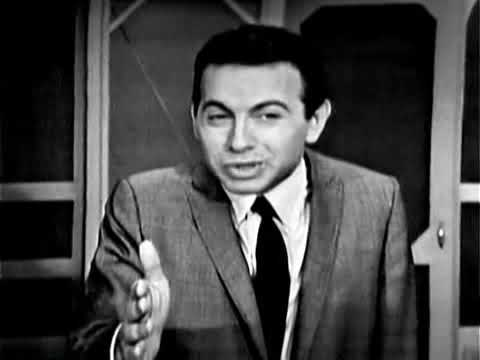 "JACKIE MASON 1963 ""Nixon...lose with an expert!"""