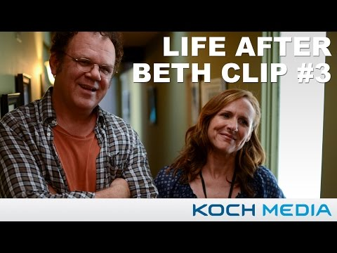 Life After Beth - Clip #3 The Kiss