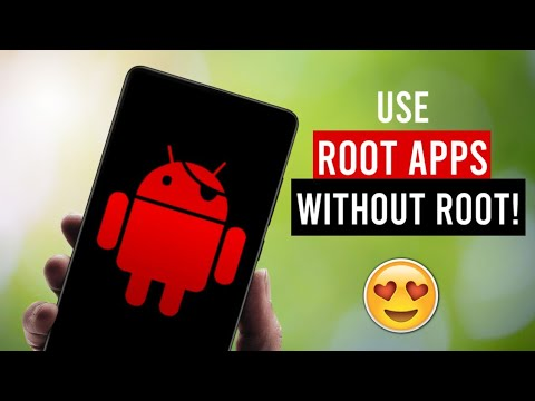 How To Use Root Apps Without Root | Run Root Apps On Unrooted Phone